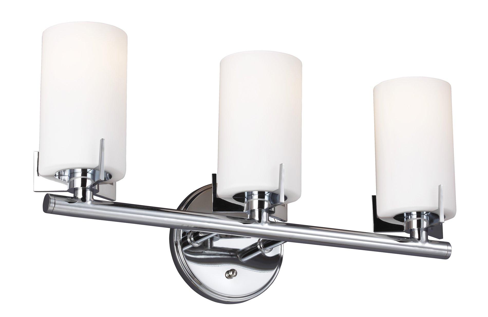 murray feiss kenton transitional bathroom vanity light mrf vs39003. Black Bedroom Furniture Sets. Home Design Ideas