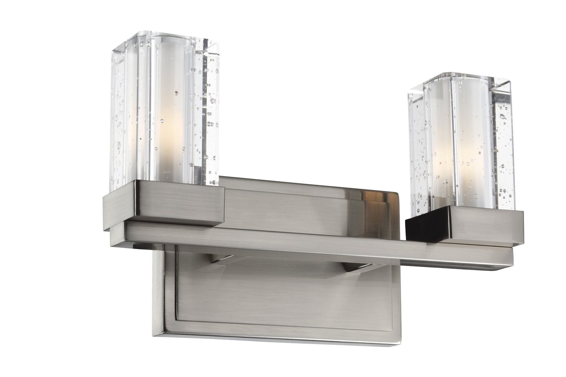 Murray Feiss Vs51002 Bs Tonic Transitional Bathroom Vanity Light Mrf Vs51002 Bs
