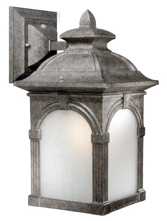 Vaxcel Lighting ES-OW38793LS Essex Traditional Outdoor Wall Sconce with Photocell VX-ES-OW38793LS