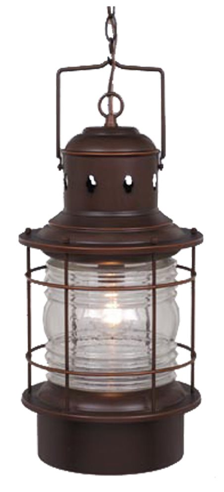 Vaxcel Lighting OD37006BBZ Nautical Transitional Outdoor