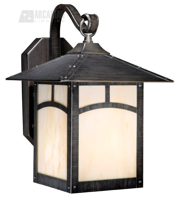 Vaxcel Lighting SR53104CZ Taliesin Timer with Photocell Traditional Outdoor Wall Sconce VX-SR53104CZ