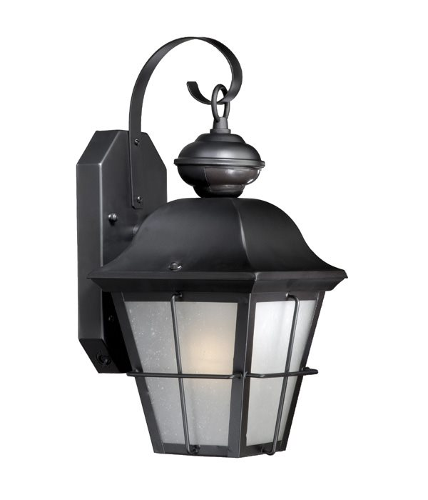 Wall Sconce With Photocell : Vaxcel Lighting SR53151OR New Haven Motion Sensor with Photocell Traditional Outdoor Wall Sconce ...