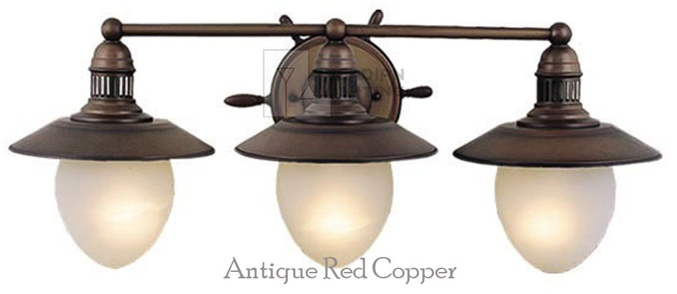 Vaxcel Lighting VL25503 Nautical Traditioanal Vanity