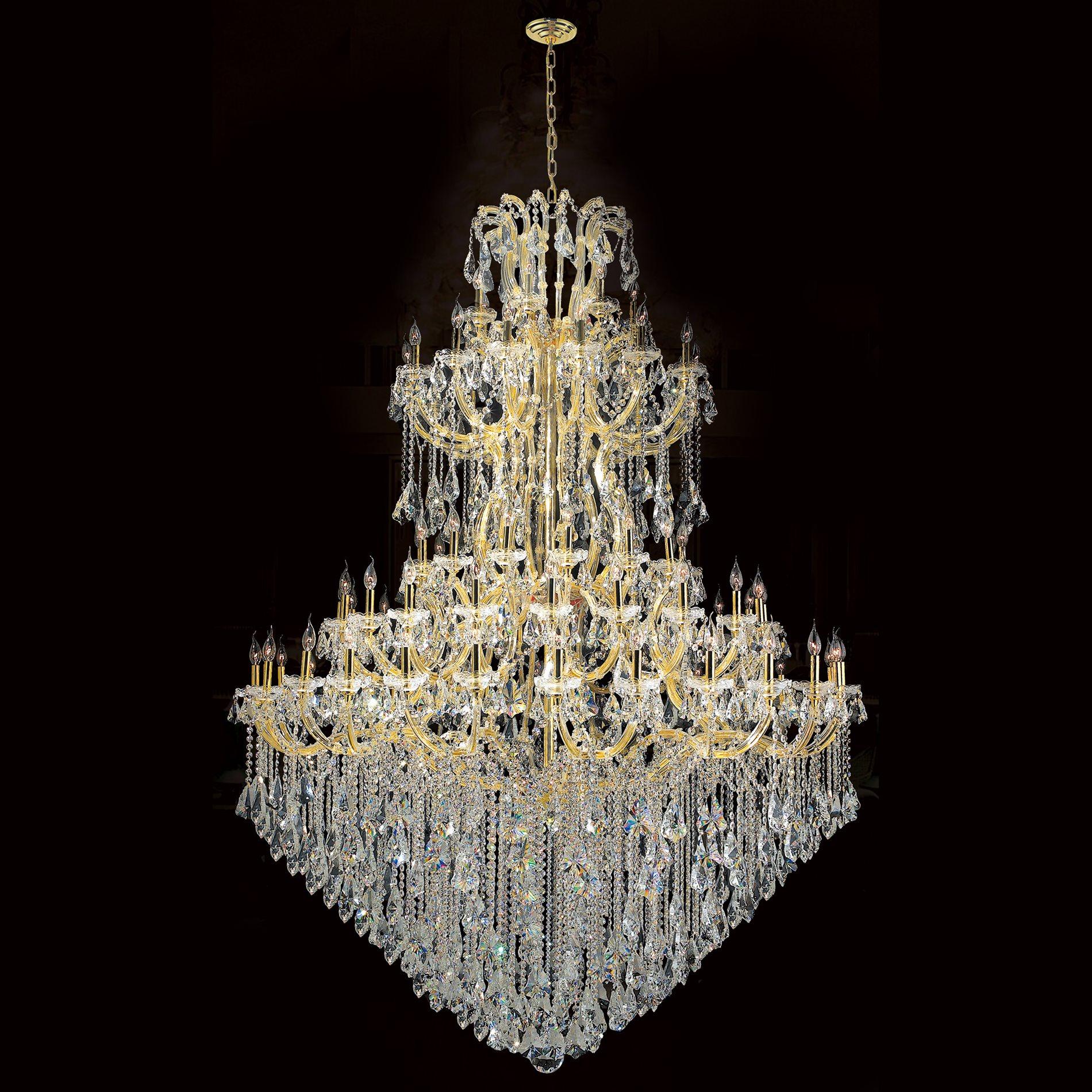 Worldwide Lighting W83069g72 Maria Theresa Traditional