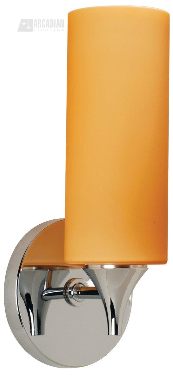 Wall Sconces Low Profile : W.A.C. Lighting G100-AM Decorative Low Profile Wall Sconce Shade ONLY WAC-G100-AM
