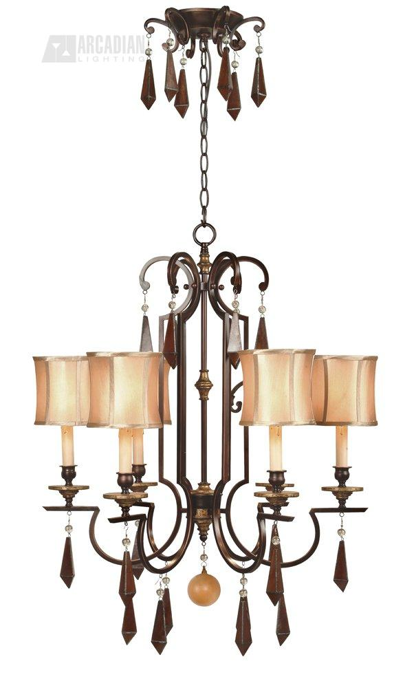 World Imports Wi764629 Turin Traditional Chandelier Wi 7646 29