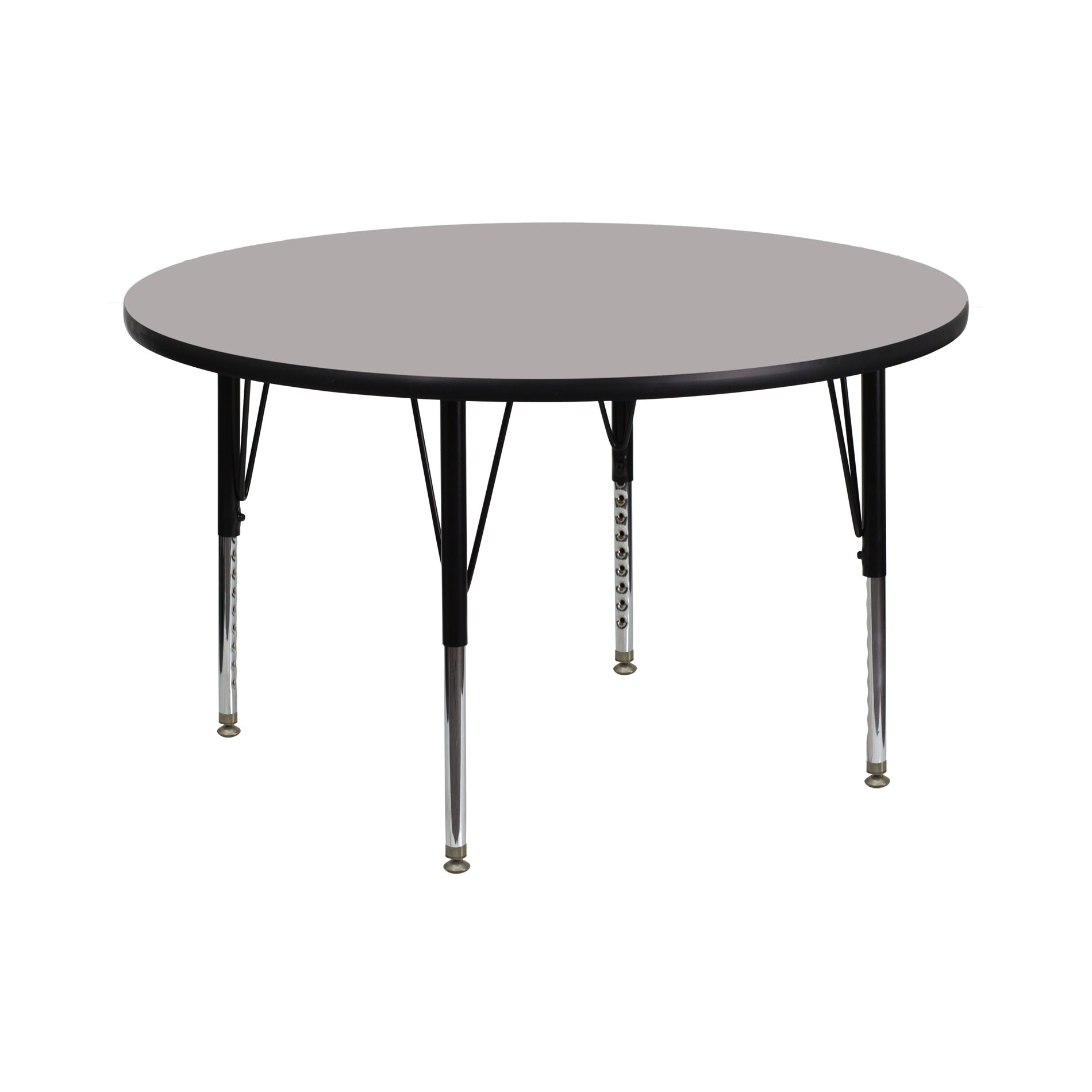 Flash Furniture Accent Table X-GG-P-H-YG-DNR-24A-UX