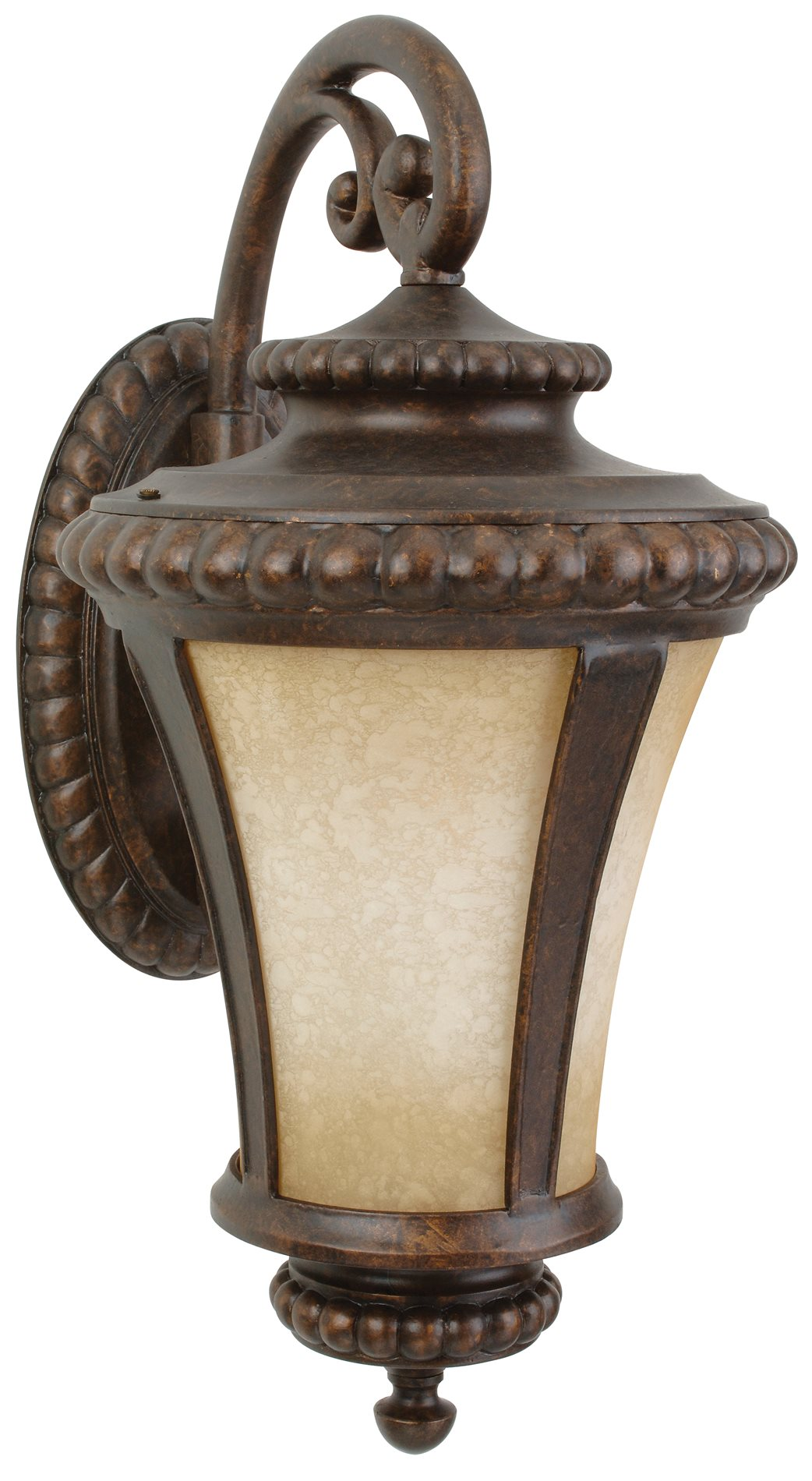 Craftmade z1234 112 prescott traditional outdoor wall for Outdoor sconce lighting fixtures