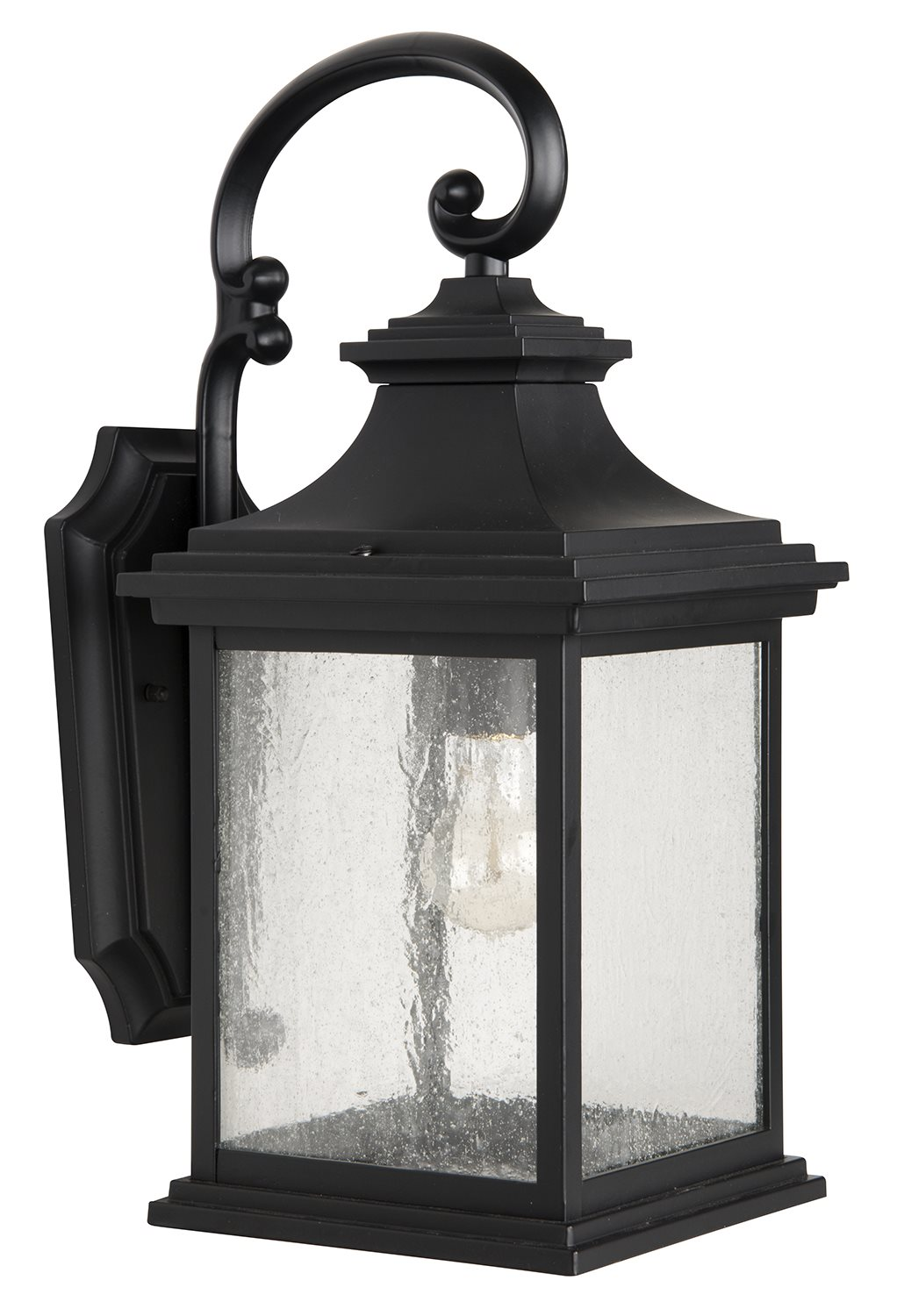 Craftmade Z3214 11 Gentry Traditional Outdoor Wall Sconce Cm Z3214 11