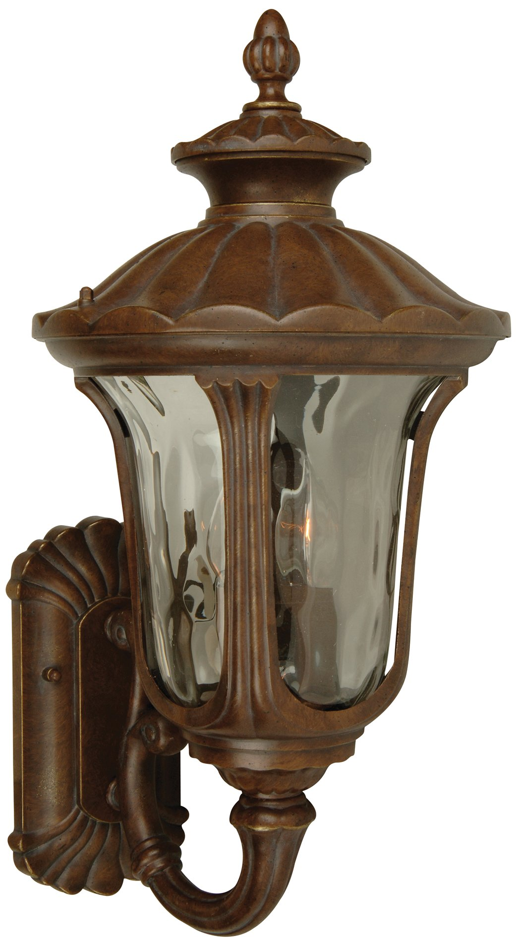 Craftmade Z3520-98 Sheffield Traditional Outdoor Wall Sconce - Large CM-Z3520-98