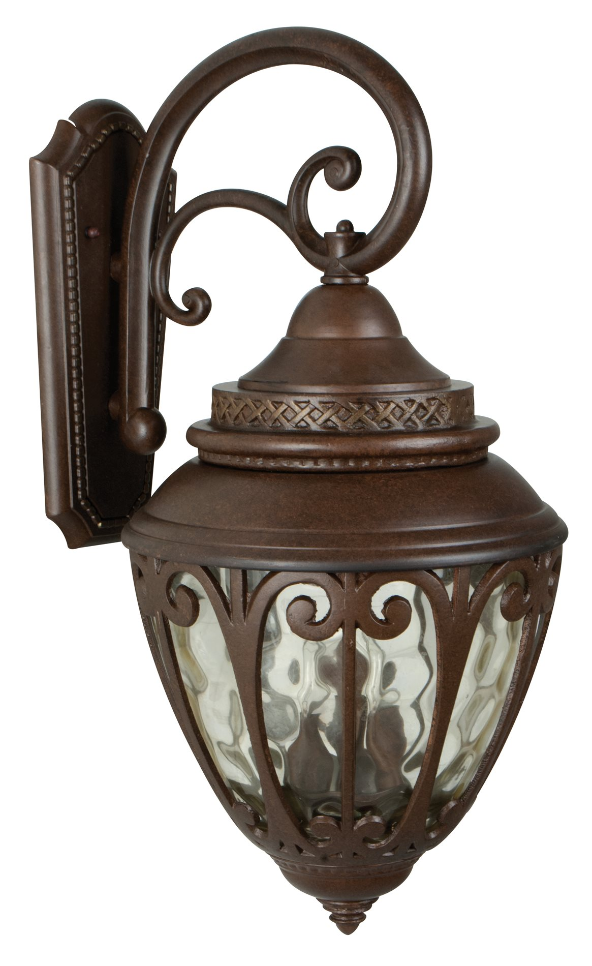 Craftmade Z3824-98 Olivier Traditional Outdoor Wall Sconce - Large CM-Z3824-98