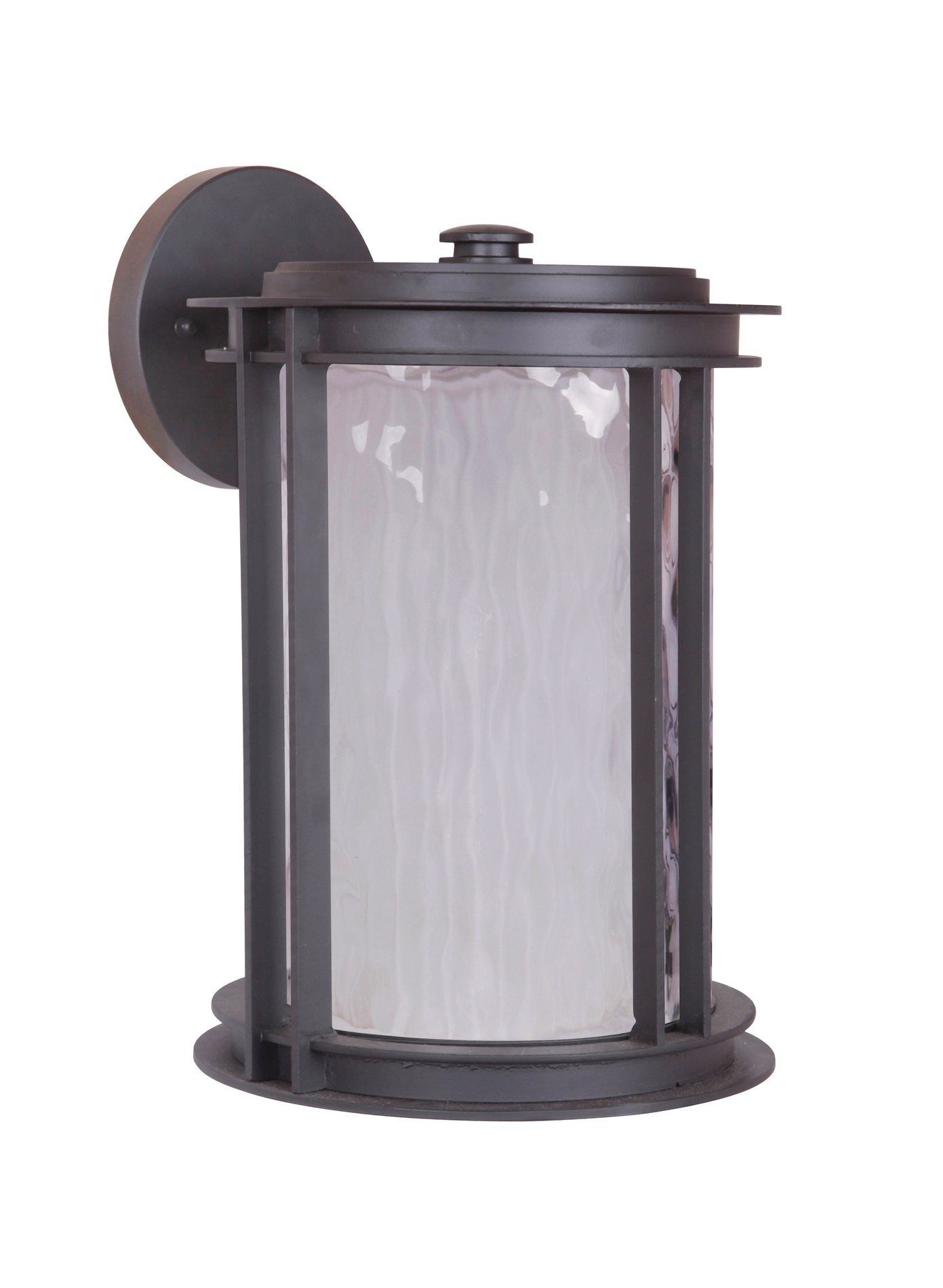 Craftmade Z5424-92 Brentwood Contemporary Outdoor Wall Sconce - Large CM-Z5424-92
