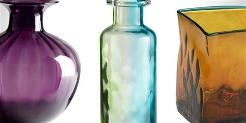 Pretty Glass Vases