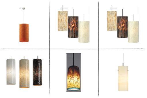 Lbl lighting hs176 onyx cylinder modern contemporary pendant light pendant lighting options aloadofball Gallery